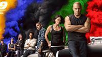 Fast and Furious 9: The Fast Saga adalah film action Amerika yang tayang 2021.