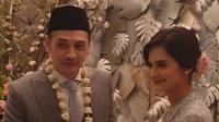 Cut Tari menikah dengan Richard Kevin (Instagram/deecehasan)