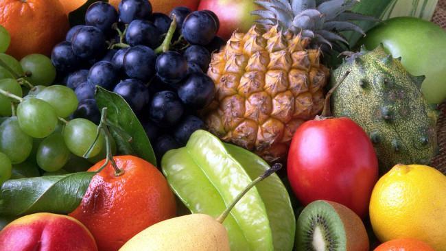 Ilustrasi buah-buahan. (Sumber Pixabay)