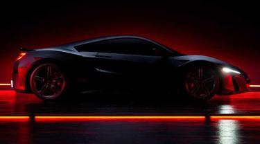 Acura siapkan versi terakhir dari NSX