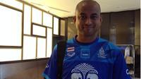 Choketawee Promrut, pelatih timnas U-23 Thailand (Bola.com/Aning Jati)