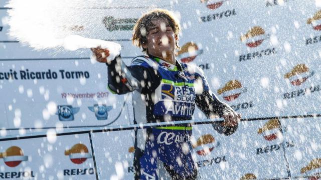 Reale Avintia Racing, Andreas Perez