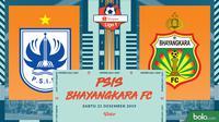 Shopee Liga 1 - PSIS Semarang Vs Bhayangkara FC (Bola.com/Adreanus Titus)