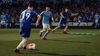 Tampilan permainan yang ada nanti hadir di FIFA 21. (Dok. FIFA 21)