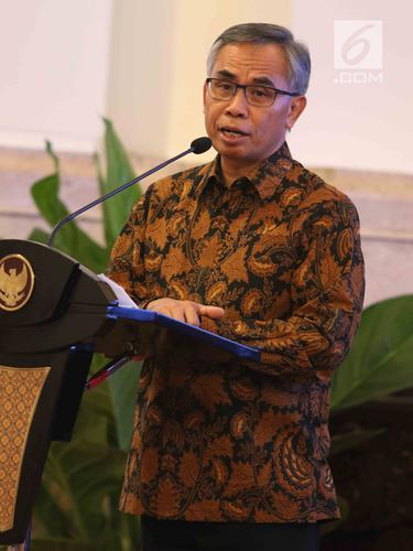 Presiden Jokowi kumpulkan para pemimpin bank