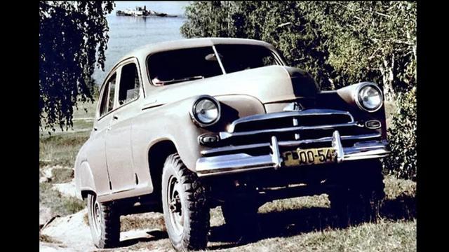 GAZ-M72