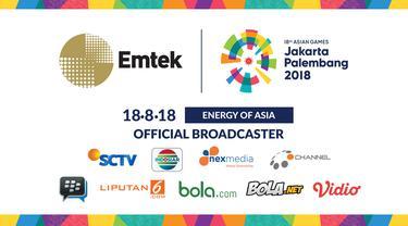 Emtek Asian Games