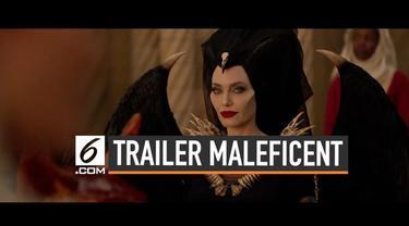 Disney merilis trailer film Maleficent Mistress of Evil. Masih dibintangi Angelina Jolie, trailer terbaru Maleficent membocorkan rahasia di bagian akhirnya.