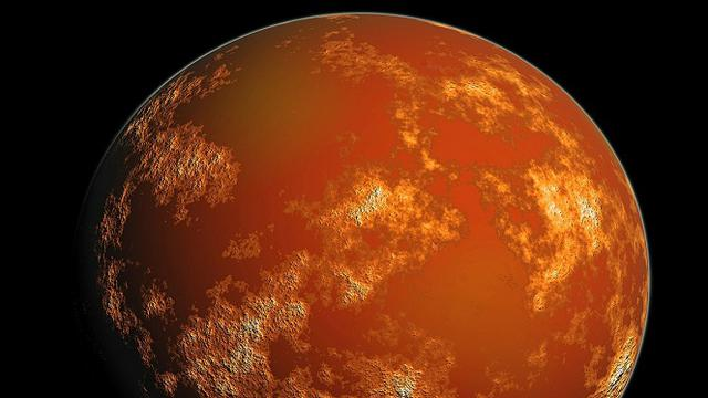 NASA Bakal Jadikan Mars Sebagai Objek Wisata Luar Angkasa