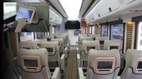 KAI memiliki 12 kereta wisata yang terdiri dari tujuh tipe yang bisa menjadi alternatif bagi pemudik yang kehabisan tiket kereta reguler.