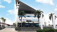 Kawasan industri ModernCikande, Banten. (Liputan6.com/Muhamad Rinaldi)