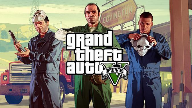 Baru saja dirilis, GTA V versi PC ludes terjual dengan jumlah satu juta kopi!