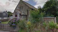 Gereja yang akan dibeli warga Godolphin Cross, Cornwall, barat daya Inggris. (Google)