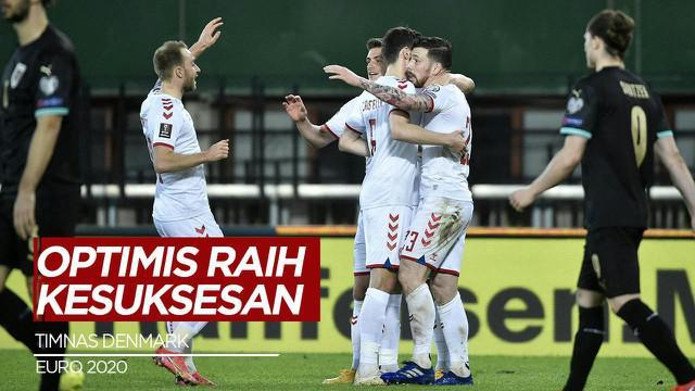 Berita Video Menanti Ledakan Dinamit Denmark di Euro 2020