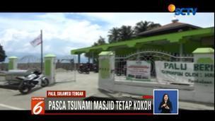 Masjid Ini Jadi Bukti Keajaiban Bencana Gempa dan Tsunami di Palu