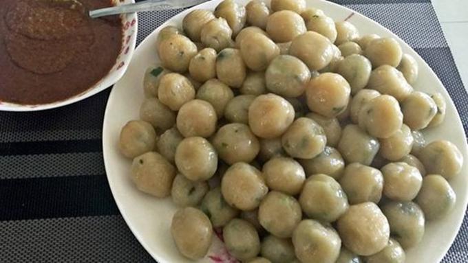 Resep Cilok Saus Kacang Ebi Lifestyle Fimelacom