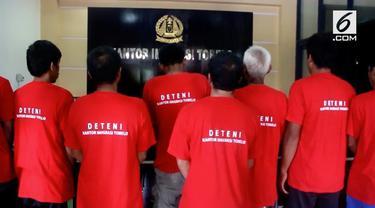 Tidak memiliki dokumen sah 10 WNA ditangkap petugas imigrasi. Mereka telah beberapa tahun tinggal di kecamatan Patani.