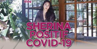 Sherina Munaf Positif Covid-19