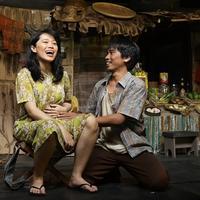 Pementasan Teater Koma (Bambang E Ros/Fimela.com)