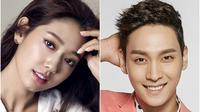Park Shin Hye - Choi Tae Joon. (AllKpop)