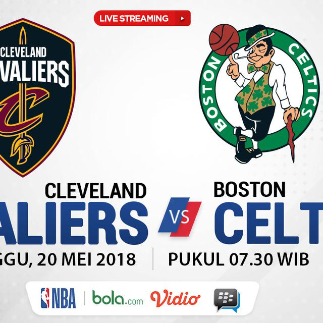 Nonton Live Streaming Di Vidio Com Cleveland Cavaliers Vs Boston Celtics Bola Liputan6 Com
