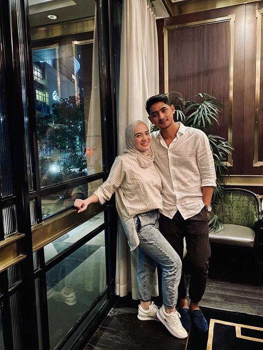 Putri Anne dan Arya Saloka (Instagram/ussypratama)