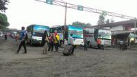 erminal Baranangsiang Bogor kondisinya makin mengkhawatirkan. Terminal yang dibangun tahun 1971 ini sempat dinobatkan sebagai terminal bus paling indah se-Asia Tenggara. (Foto:Liputan6/Achmad Sudarno)
