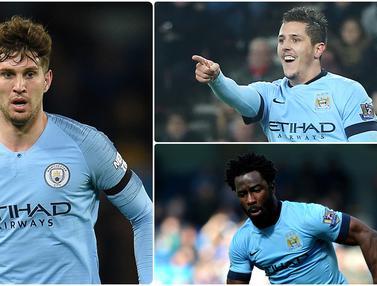 5 Pembelian Terburuk Manchester City
