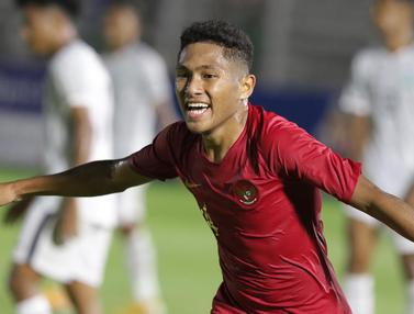 Kualifikasi Piala AFC U-19 2020, Timnas Indonesia Bungkam Timor Leste