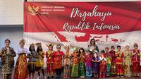Festival Indonesia yang diadakan secara virtual oleh KJRI Perth. (Dok: KJRI Perth)