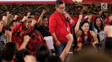 Megawati Berdialog dengan Elemen Muda