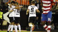 Valencia 4 - 0 Granada jornadda 33