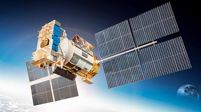 Ilustrasi satelit. Dok: computerweekly.com