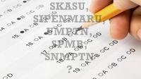 Sebelum SNMPTN, istilah seleksi penerimaan mahasiswa baru bukan itu namanya.