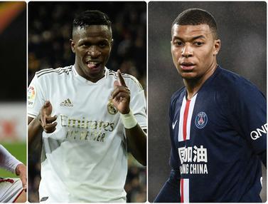 5 Bintang Muda Calon The Next Ronaldo