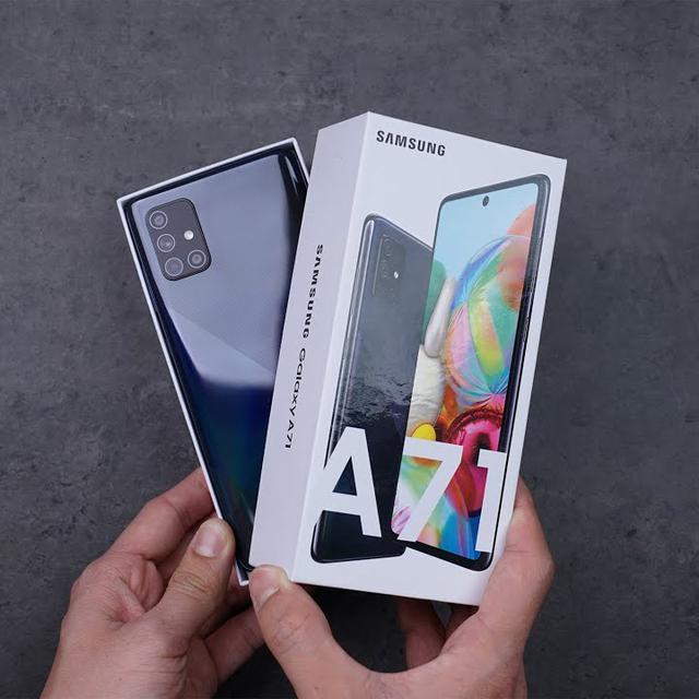 Daftar Harga Samsung A71 Bulan Maret 2021 Terbaru Dan Spesifikasi
