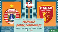 Shopee Liga 1 - Persija Jakarta Vs Badak Lampung FC (Bola.com/Adreanus Titus)