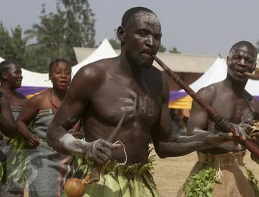 20160101- Perayaan Tahun Baru di Nigeria-Reuters