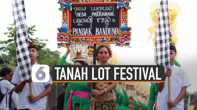 Tanah Lot Art and Food Festival 2020 akan menyajikan banyak pertunjukan. Acara ini juga akan dimeriahkan 1.000 seniman dan festival khas Bali.
