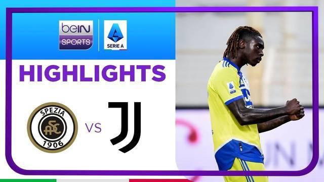 Berita video highlights kemenangan Juventus atas Spezia pada pekan kelima Liga Italia (Serie A) 2021/2022, Rabu (22/9/2021) malam hari WIB.