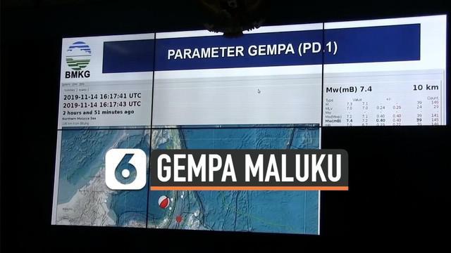 Gempa magnitudo 7,1 mengguncang wilayah Maluku Utara dan sekitarnya hari Kamis (14/11). BMKG sampaikan penjelasan terkait pemicu gempa ini.