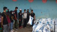 Aksi bersih Sungai Babura berhasil mengumpulkan 1 ton sampah