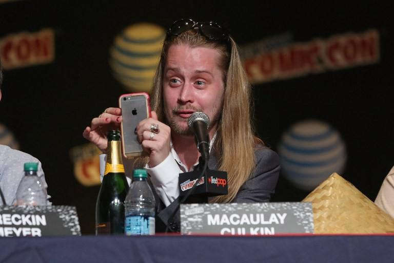Macaulay Culkin pernah dikabarkan meninggal. (AFP/CINDY ORD / GETTY IMAGES NORTH AMERICA)