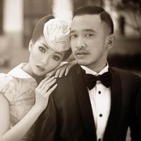 Ruben Onsu dan Sarwendah. (Instagram/rubenonsu)