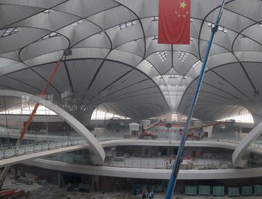 Melihat Megahnya Bandara Baru Beijing Senilai Triliunan Rupiah