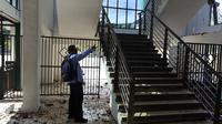 ITB turunkan tim lakukan upaya rehabilitasi pasca gempa. (Dok. Humas ITB/Huyogo Simbolon)