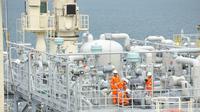 Perkuat infrastruktur gas bumi, PGN bangun Terminal LNG di Jawa Timur. (foto: dok. PGN)