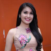 Sandra Dewi (Andy Masela/bintang.com)