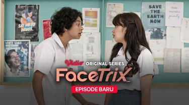 Vidio Original Series Facetrix