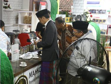 Presiden Jokowi Cek Penyaluran KUR di Tasikmalaya